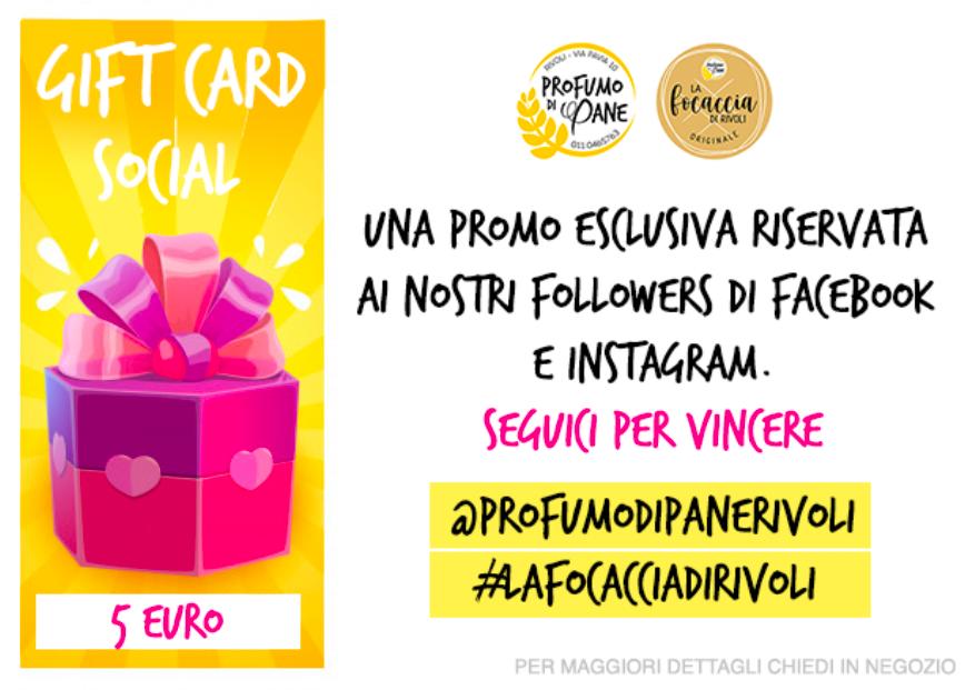 GIFT CARD SOCIAL
